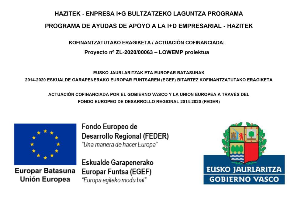 Programa De Ayudas De Apoyo A La I+D Empresarial- HAZITEK